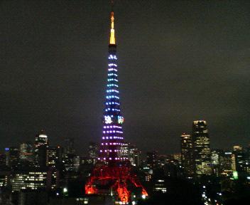 東京タワー50<br />  周年