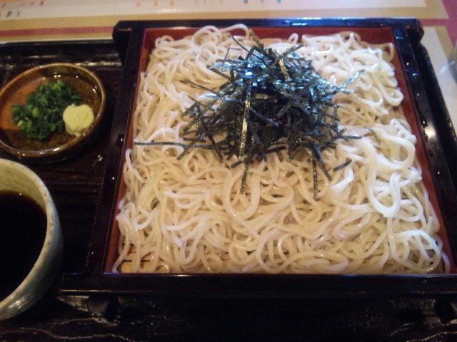東京蕎麦多久馬