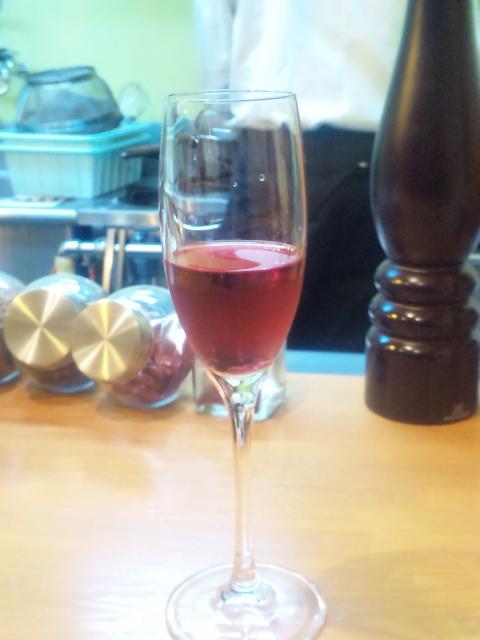 シャンソンとワインの夕べ