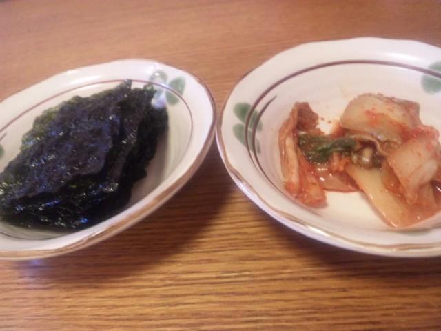 イムさんの韓国料理