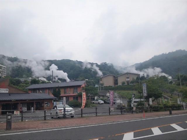 久々の霧島路空気がウマイ!!