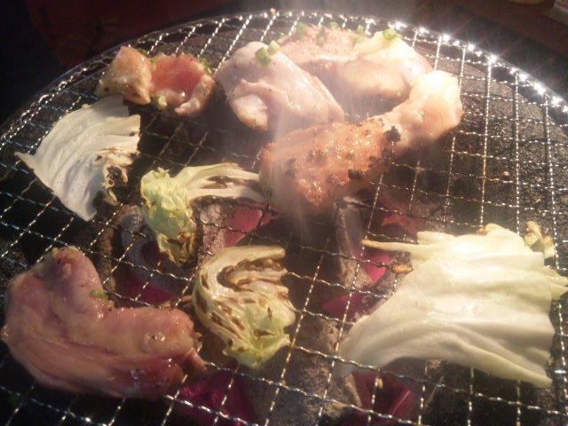 炭火焼肉鶴一堂