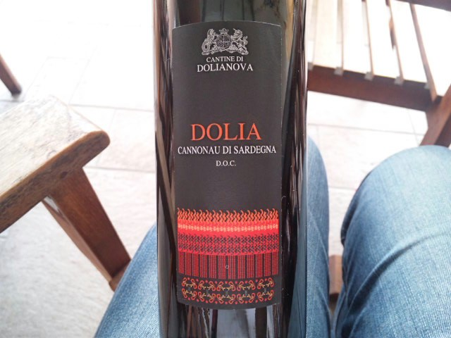 昼下がりのワイン