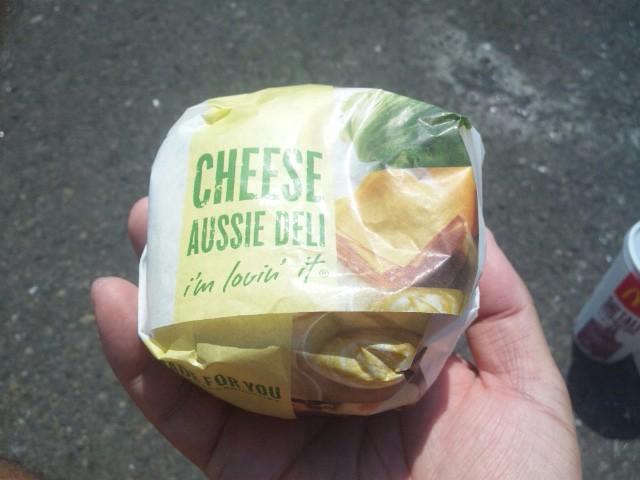 チーズオージーデリ